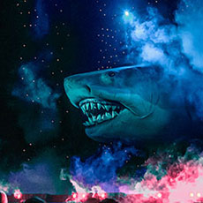 Bruce the Shark - special effects animatronics for hire