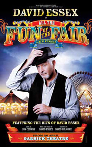 All The Fun of the Fair Musical - special effects