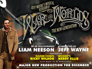 War of The Worlds - special effects